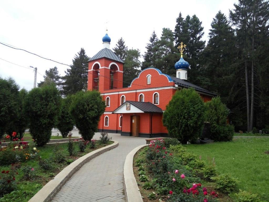 Храм преподобного Максима Исповедника в Нахабино